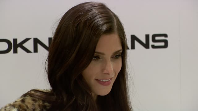 ashley greene at ashley greene twilight star instore appearance at macy's herald square on march 29 2012 in new york new york - macy's herald square stock videos and b-roll footage