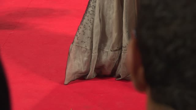 ashley greene at 'burying the ex ' red carpet - 71st venice international film festival at palazzo del cinema on september 04, 2014 in venice, italy. - 第71回ベネチア国際映画祭点の映像素材/bロール