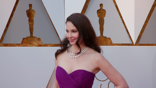 Ashley Judd at Dolby Theatre on March 04 2018 in Hollywood California
