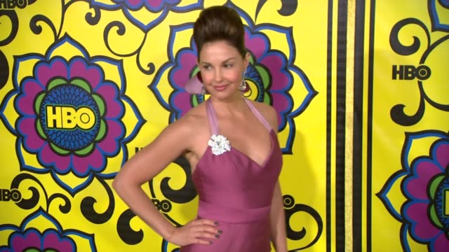 Ashley Judd at HBO'S Post 64th Primetime Emmy Awards Reception on 9/23/2012 in West Hollywood CA
