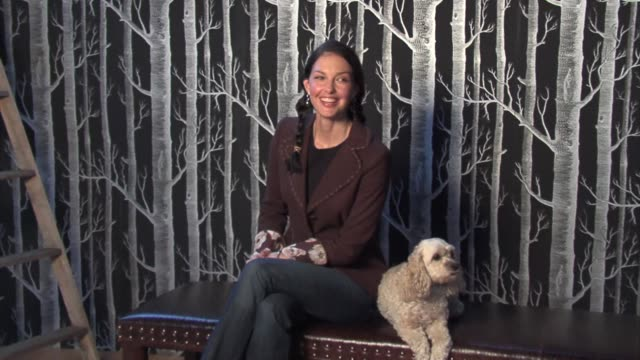 Ashley Judd at the 2006 Sundance Film Festival HP Portrait Studio Presented by Wireimage at WireImage Studio in Park City Utah on January 20 2006