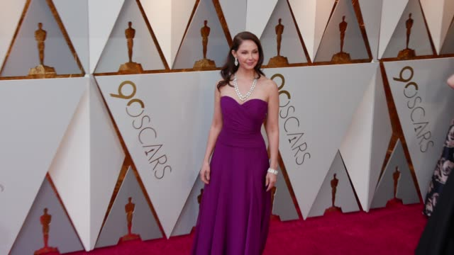 Ashley Judd at the 90th Academy Awards Arrivals at Dolby Theatre on March 04 2018 in Hollywood California