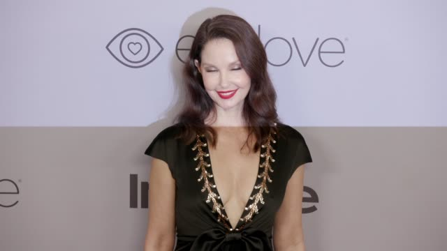 Ashley Judd at the Warner Bros Pictures and InStyle Host 19th Annual PostGolden Globes Party at The Beverly Hilton Hotel on January 7 2018 in Beverly...