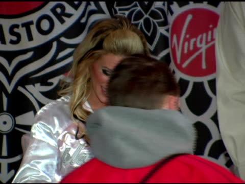 ashley massaro at the wwe diva ashley massaro autographs copies of her april playboy at virgin megastore times square in new york, new york on march... - megastore stock videos & royalty-free footage