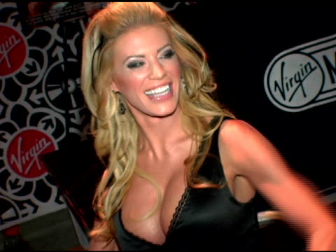 Ashley Massaro at the WWE Diva Ashley Massaro Autographs Copies of Her April Playboy at Virgin Megastore Times Square in New York New York on March 8...