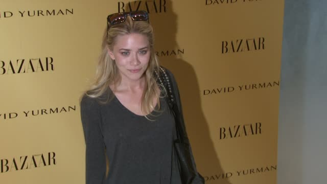 Ashley Olsen at the Harper's Bazaar Celebrates Peter Lindbergh and Holly Fisher's New Film Everywhere At Once at Borough of Manhattan Community...