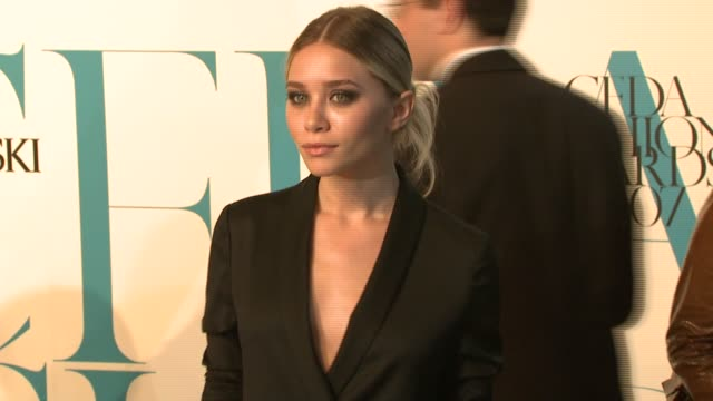 Ashley Olsen at the The 2007 CFDA Awards at New York Public Library in New York New York on June 4 2007