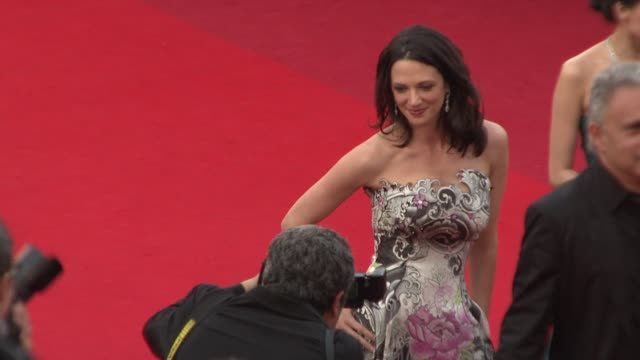 Asia Argento at the Cannes Film Festival 2009 Opening Night/Up Steps at Cannes