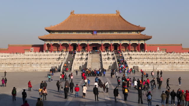 Asia, China, Beijing, Forbidden City, Imperial Palace, Palace Museum, UNESCO World Heritage Site
