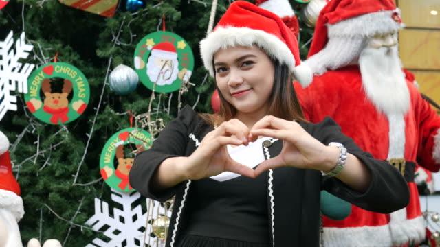 Asiengeschäft schwanger, Weihnachten, Liebe Zeichen