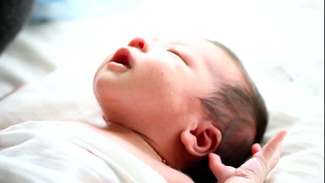 Asiatische Baby