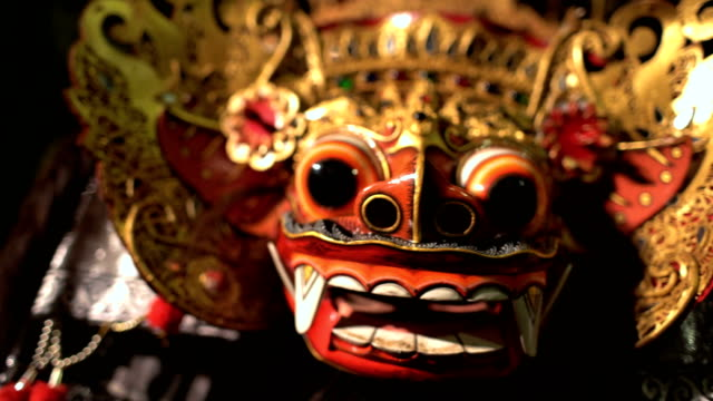 asian magical dragon mask figure ancient culture performance - traditional ceremony stock videos & royalty-free footage