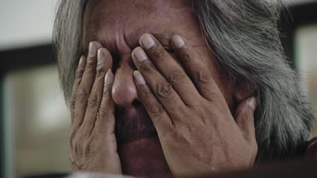 asian senior carpenter - disrespect stock videos & royalty-free footage