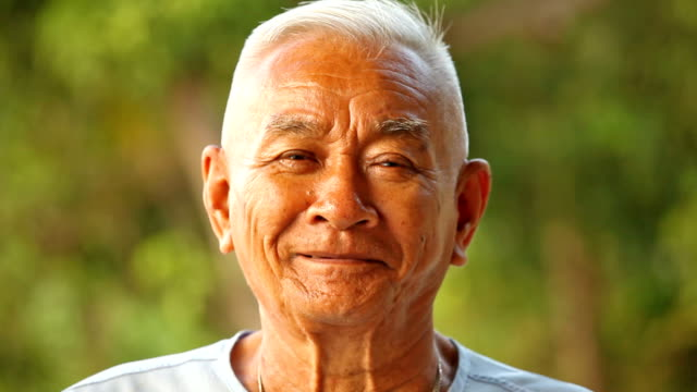 asian senior man - chinese ethnicity stock videos & royalty-free footage