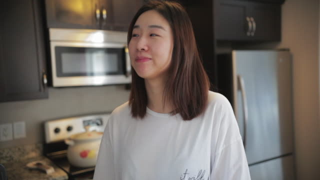 asian woman drinking coffee at morning - beautiful woman stock videos & royalty-free footage