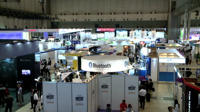 Asia's largest electronics and information technology trade show opened in Chiba Prefecture east of Tokyo with over 500 domestic and foreign...