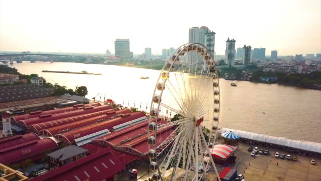asiatique bangkok - night market stock videos and b-roll footage
