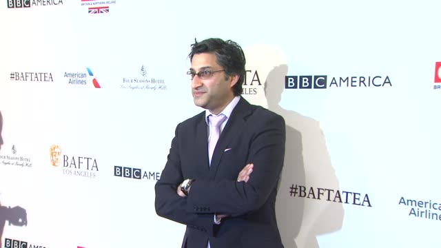 asif kapadia at the bafta los angeles awards season tea party at four seasons hotel los angeles at beverly hills on january 09 2016 in los angeles... - tea party stock videos and b-roll footage