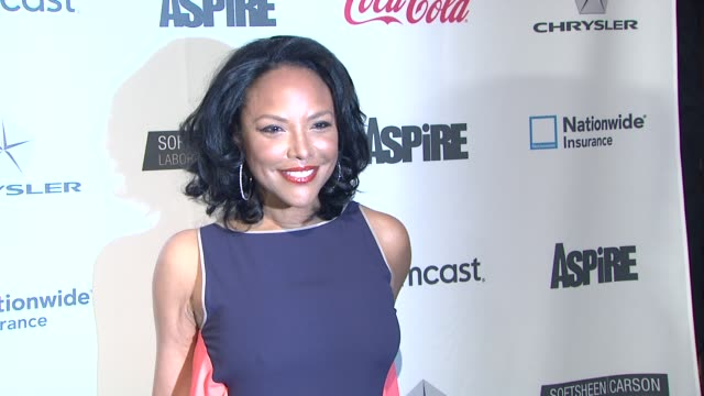 'ASPiRE' Television Network Launch Event at Cipriani 42nd Street on June 27 2012 in New York New York