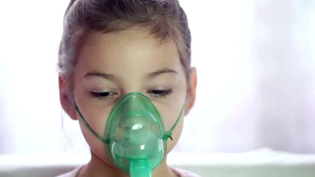 asthma treatment - trachea stock videos & royalty-free footage