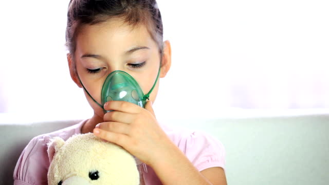 asthma treatment - bronchi stock videos & royalty-free footage
