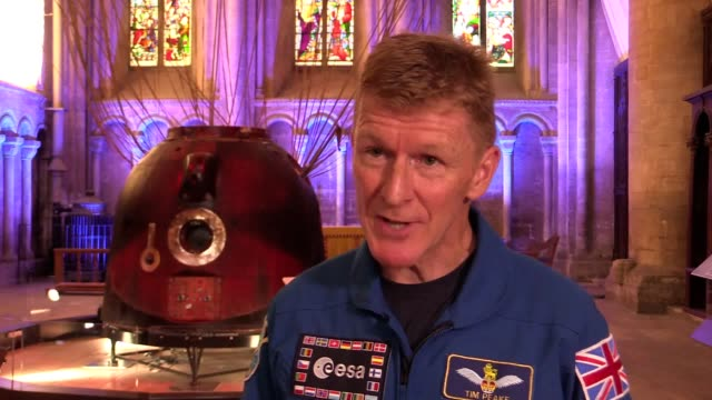 Astronaut Major Tim Peake has said it is too early to tell whether this summer's heatwave is part of a global trend towards warming temperatures or a...