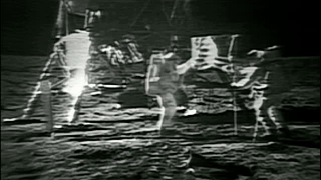 UNS: 50 Years Since Apollo 11 Lands On The Moon