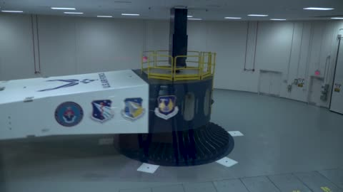 astronauts train in the department of defense's only human-rated centrifuge at wright-patterson air force base, feb. 25, 2019. - g force stock videos & royalty-free footage