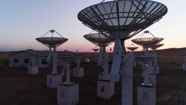 天文望遠鏡ステーション - 天体望遠鏡点の映像素材/bロール