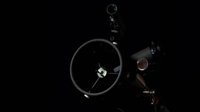 astronomy telescope - astronomy telescope stock videos & royalty-free footage