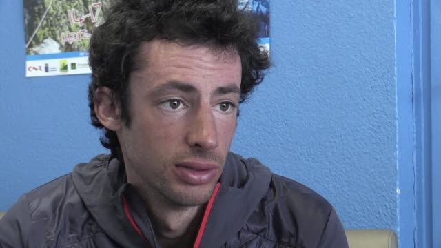 At 30 years old Kilian Jornet is already a master of mountain sports