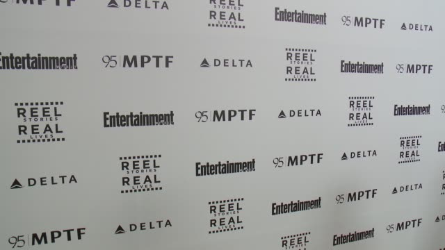 atmosphere at 5th annual reel stories real lives benefiting the motion picture television fund in los angeles ca - motion picture & television fund stock videos & royalty-free footage