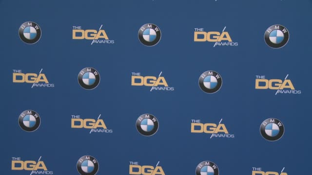 atmosphere at 69th annual directors guild of america awards in los angeles ca - directors guild of america awards stock videos & royalty-free footage
