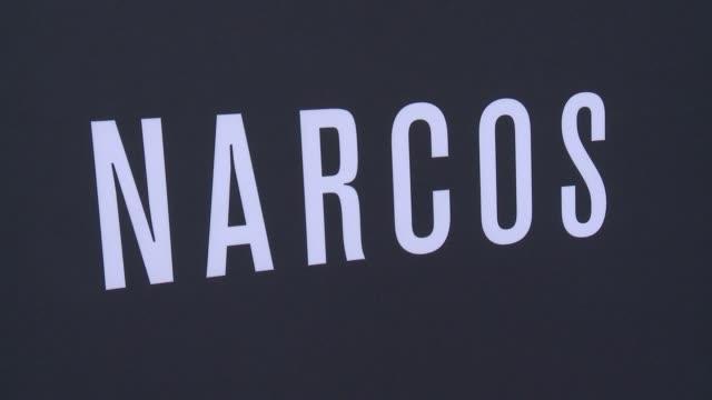 """Narcos"" Season Two Premiere in Los Angeles CA"