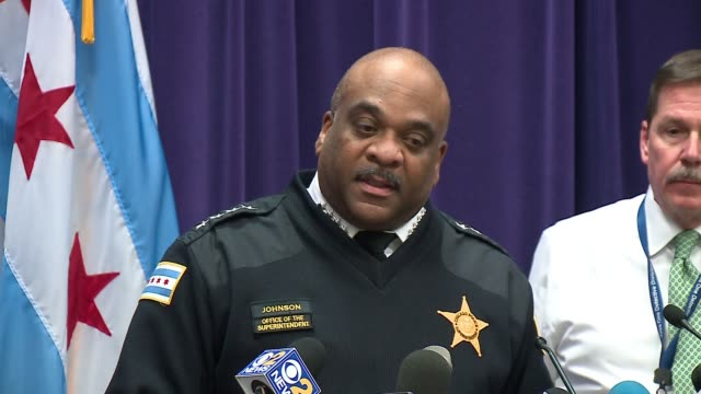 WGN At a press conference Chicago Police Superintendent Eddie Johnson talked about this reaction to the Facebook Live Torture video which broadcasted...