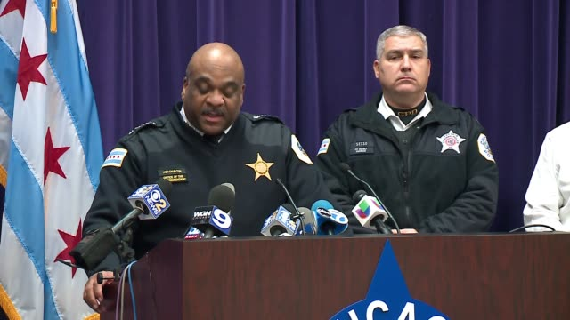 WGN At a press conference Chicago Police Superintendent Eddie Johnson discusses the Facebook Live video in which a young woman who broadcast the...