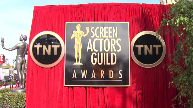 ATMOSPHERE at at 18th Annual Screen Actors Guild Awards Arrivals on 1/29/2012 in Los Angeles CA