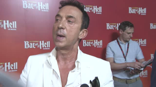 clean at bat out of hell the musical opening night at london coliseum on june 20 2017 in london england - london coliseum stock videos and b-roll footage