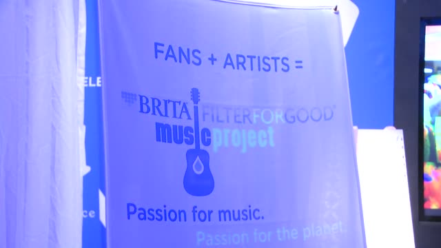 vidéos et rushes de at brita filterforgood music project exclusive screening party hosted by malin akerman in park city, utah, on 1/21/2012 - atmosphere filter