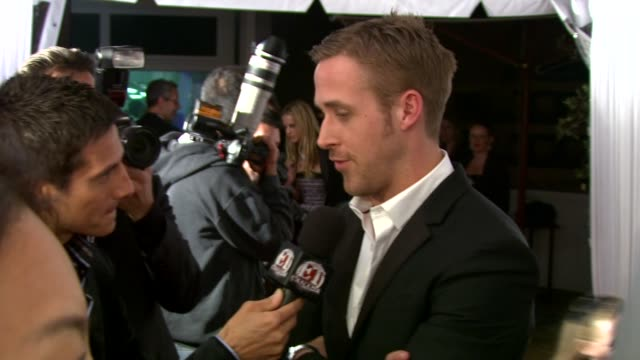 at cannes - ryan gosling stock videos and b-roll footage