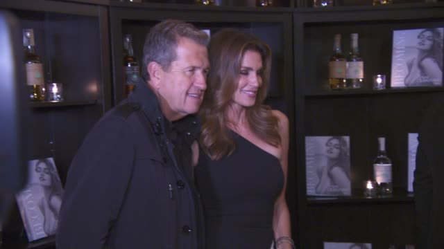 clean at casamigos tequila and cindy crawford book launch party at the beaumont hotel on october 01 2015 in london england - george clooney stock videos & royalty-free footage