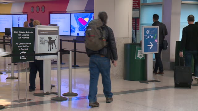 WGN at Chicago's Midway Airport on Nov 16 2017