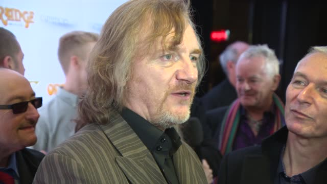 CHYRON at Classic Rock Awards 2013 at The Roundhouse on November 14 2013 in London England