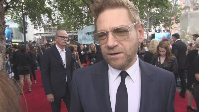 CLEAN at 'Dunkirk' World Premiere on July 13 2017 in London England