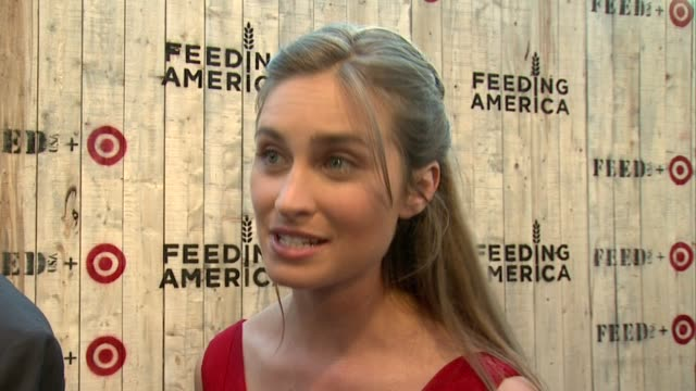 CLEAN at FEED USA Target Launch Event on June 19 2013 in New York New York
