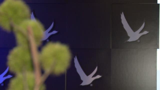 at grey goose blue door on january 20, 2012 in park city, utah. - グレイグース点の映像素材/bロール
