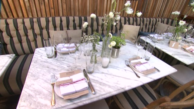 ATMOSPHERE at HM Conscious Exclusive Dinner in Los Angeles CA