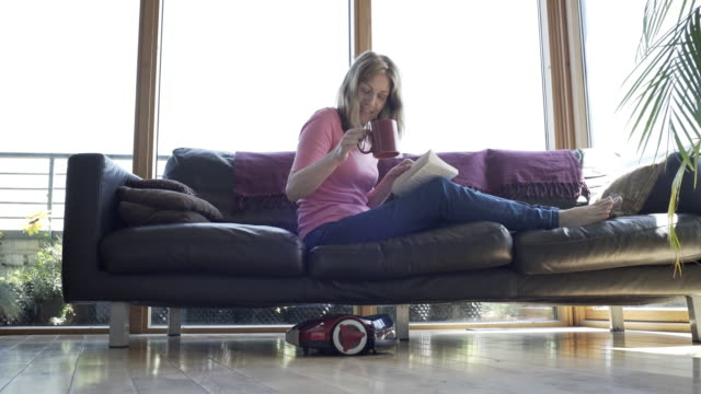 At Home with a Robot Vacuum Cleaner