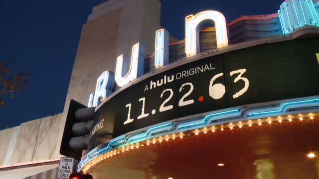 "ATMOSPHERE at Hulu Original ""112263"" Premiere in Los Angeles CA"