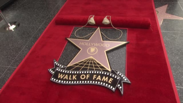 atmosphere at jim parsons honored with star on the hollywood walk of fame in hollywood ca on - jim parsons stock videos and b-roll footage